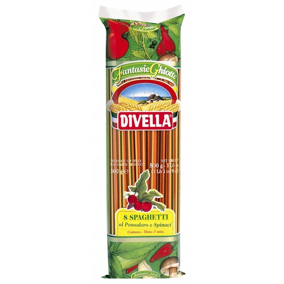 Фото - Макаронные изделия Divella Ristorante 500 г макароны divella фузилли 500 г