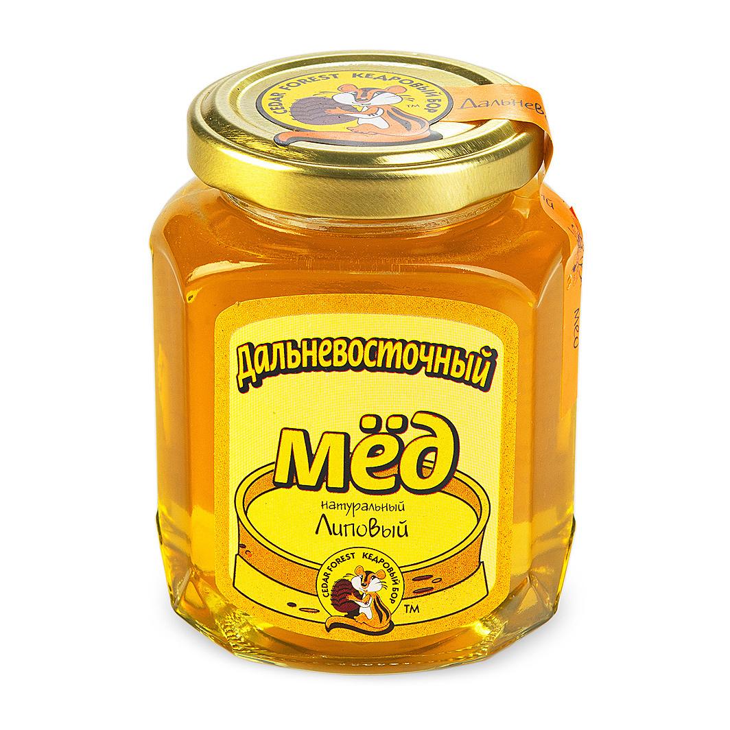 Мед натуральный Кедровый бор Дальневосточный 500 г рыжики соленые кедровый бор 500 г