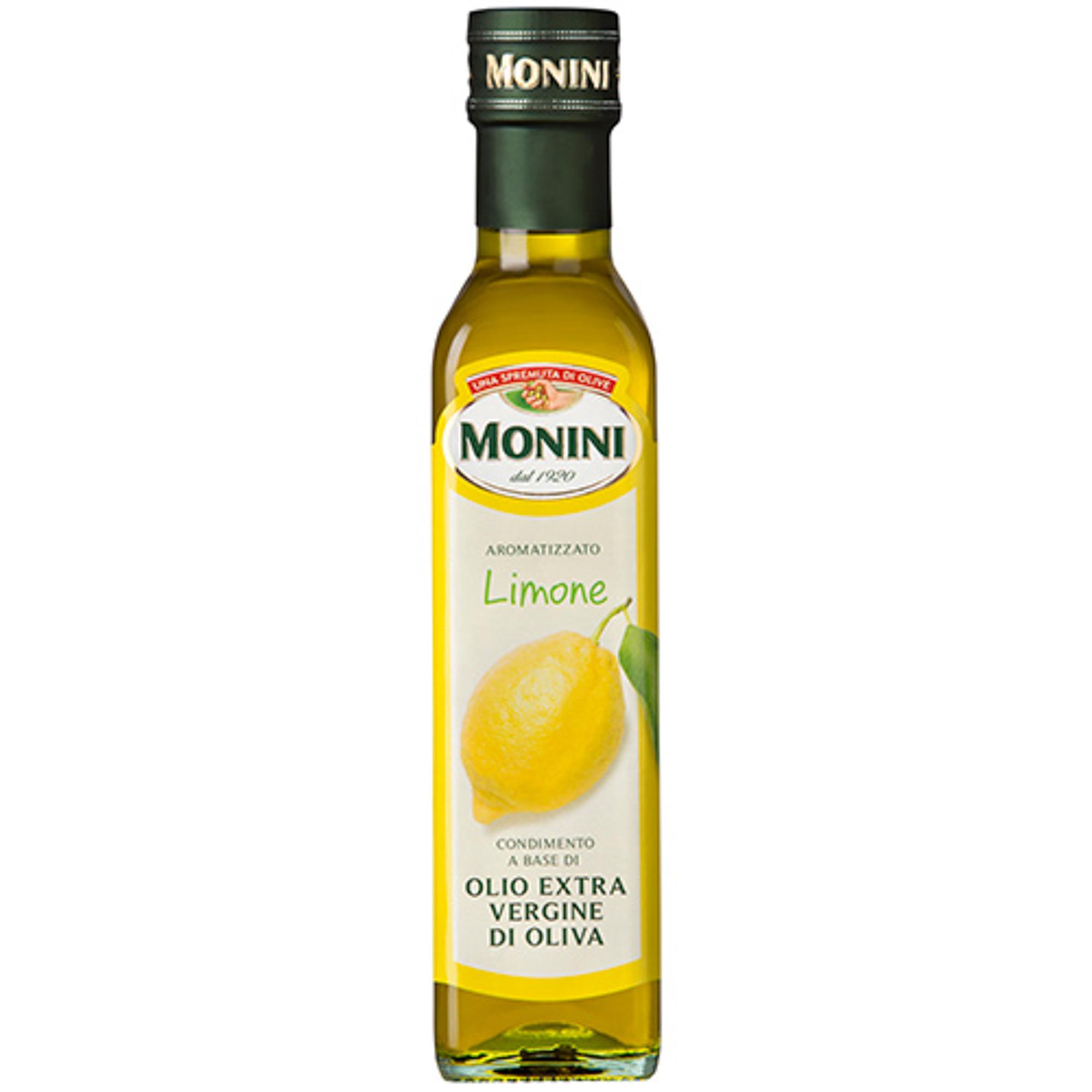 Масло оливковое Monini Extra Virgin с лимоном 250 мл korvel оливковое масло extra virgin греция данае 250 мл