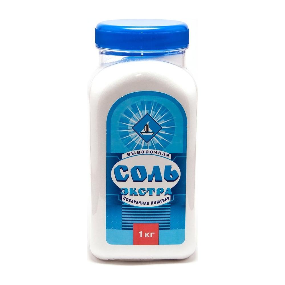 Соль поварская Брянск пищевая, 1000 г