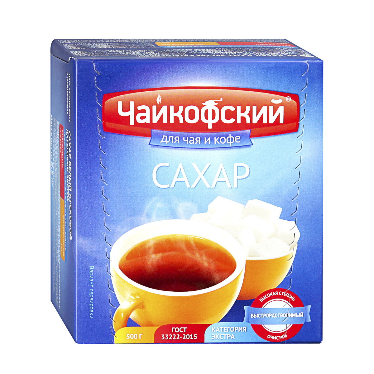 Сахар Чайкофский 500 г