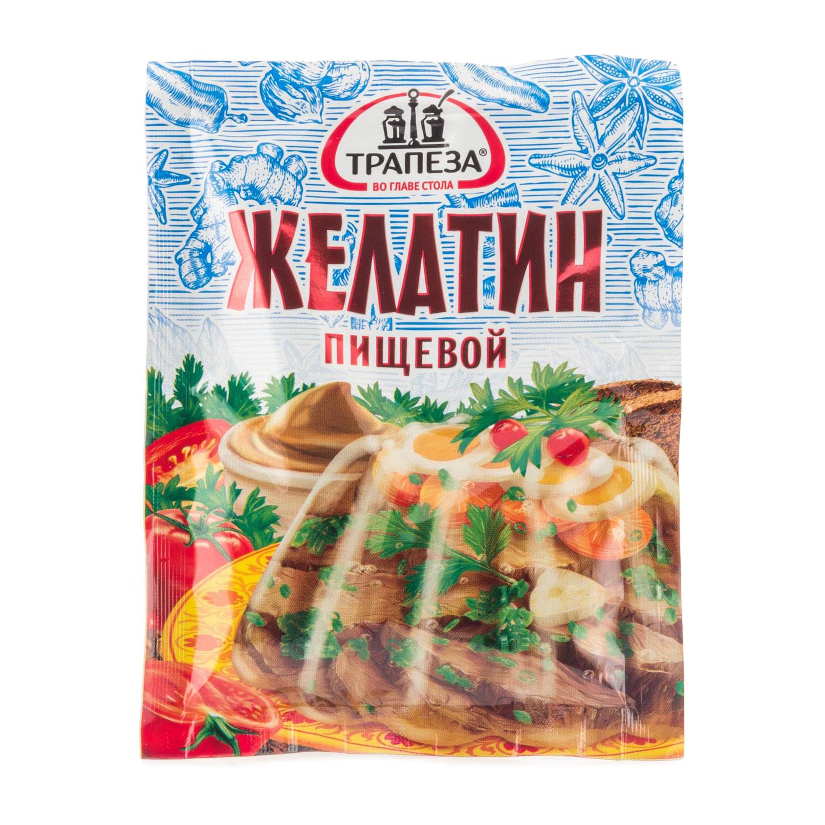 богородская трапеза грибы подосиновики маринованные 350 г Желатин пищевой Трапеза П-11 25 г
