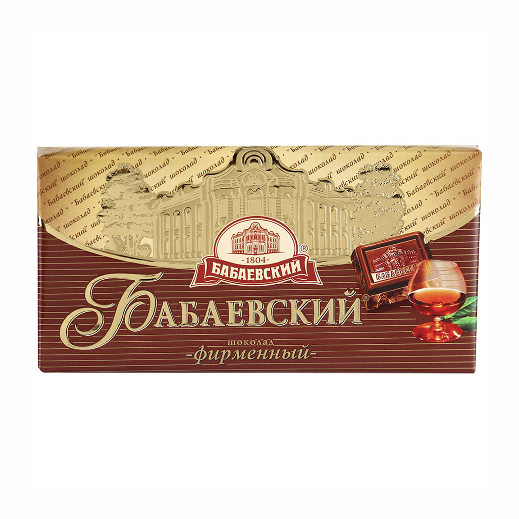 choko life 100% мужской шоколад шоколадная плитка 100 г Шоколад Бабаевский Фирменный 100 г