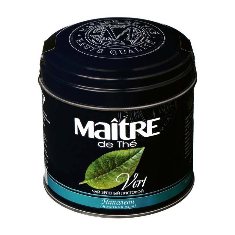 Чай зеленый Maitre de The Наполеон 100 г