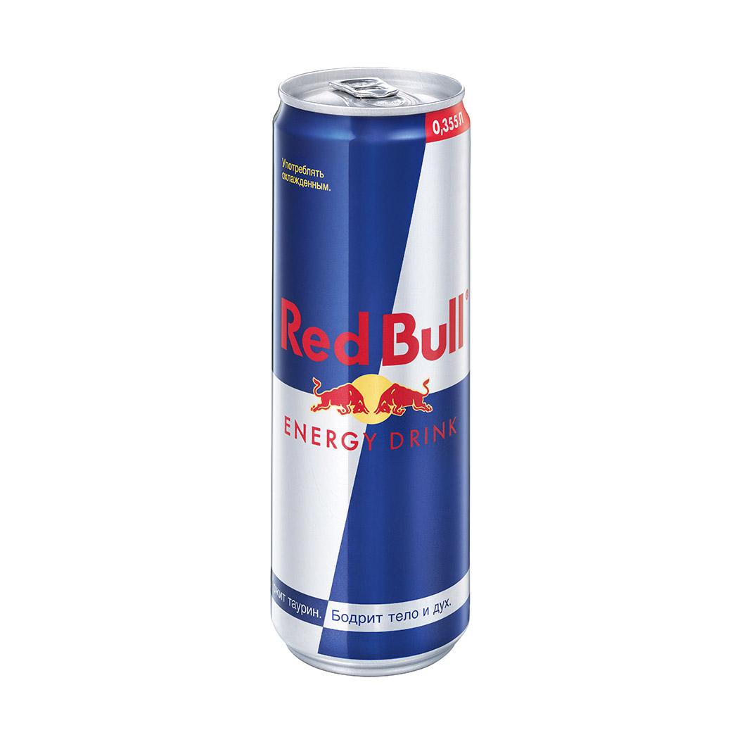 Напиток энергетический Red Bull 355 мл