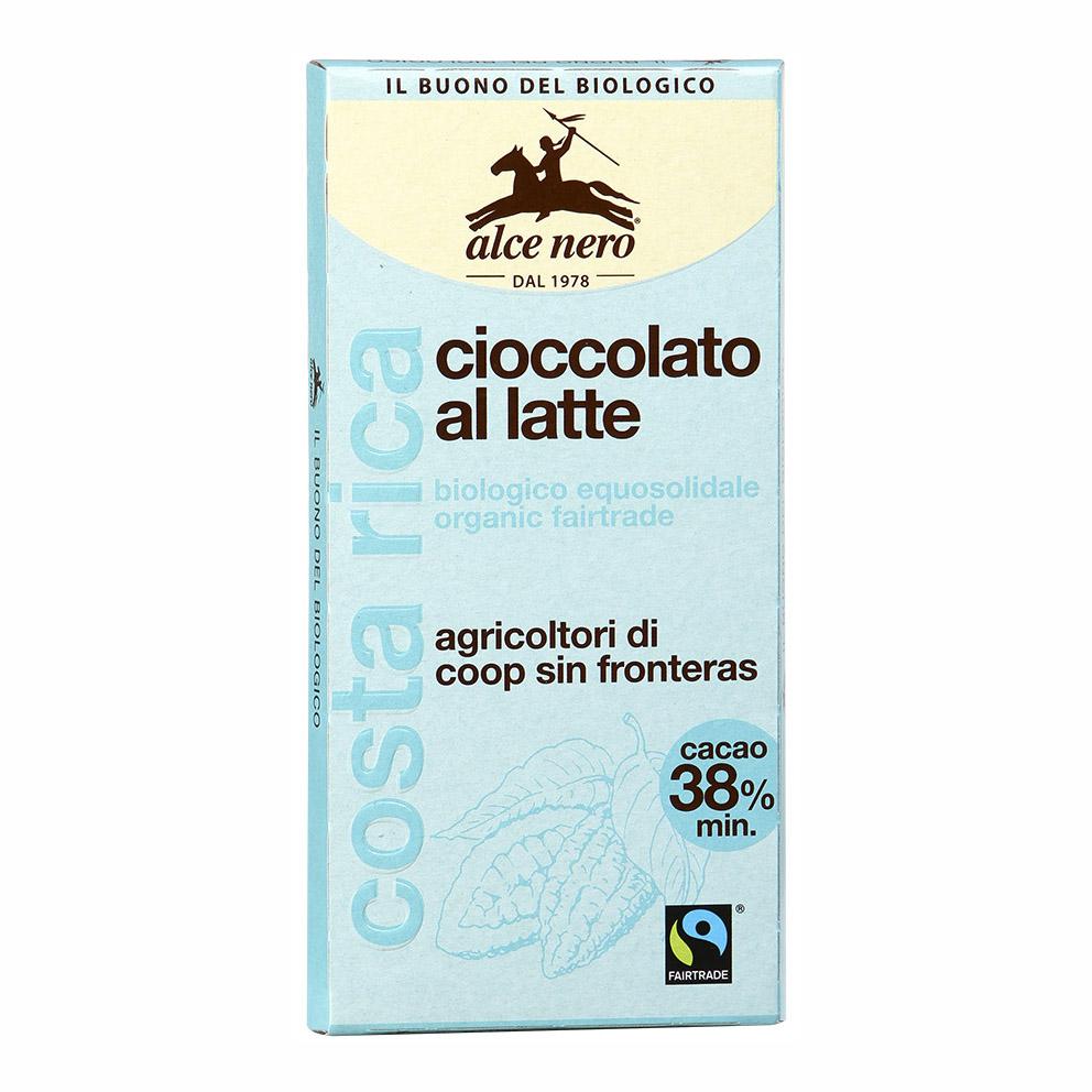 шоколад alce nero горький с дроблеными зернами какао плиточный 100 г Шоколад Alce Nero плиточный 100 г