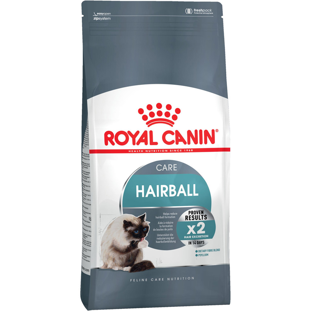 Корм для кошек Royal Canin Hairball Care Для вывода шерсти из желудка 2 кг фото