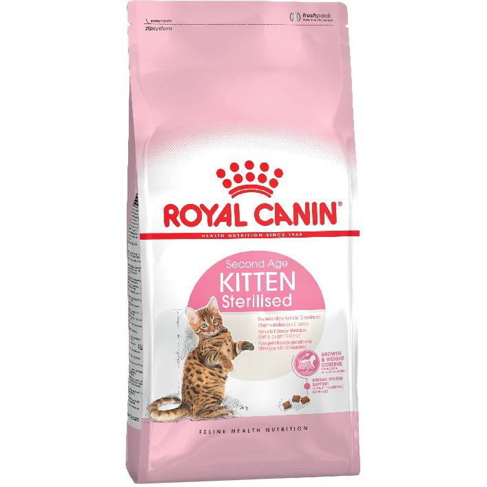 Корм для кошек Royal Canin Kitten От 4 до 12 месяцев 4 кг