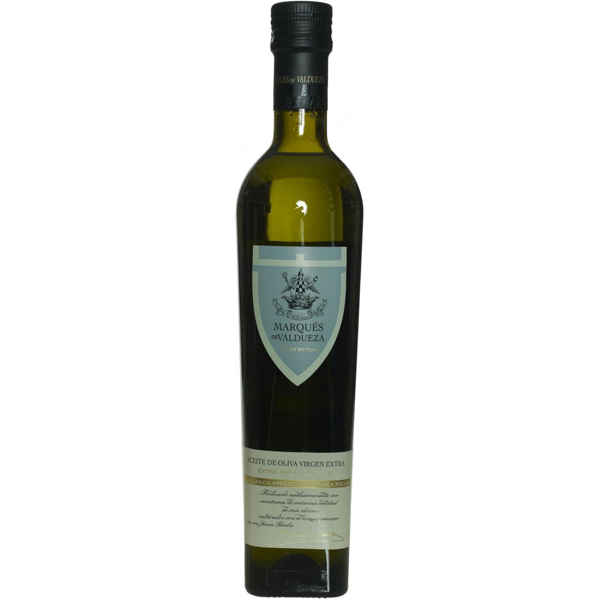 Масло оливковое Marques de Valdueza E. V. 500 мл недорого