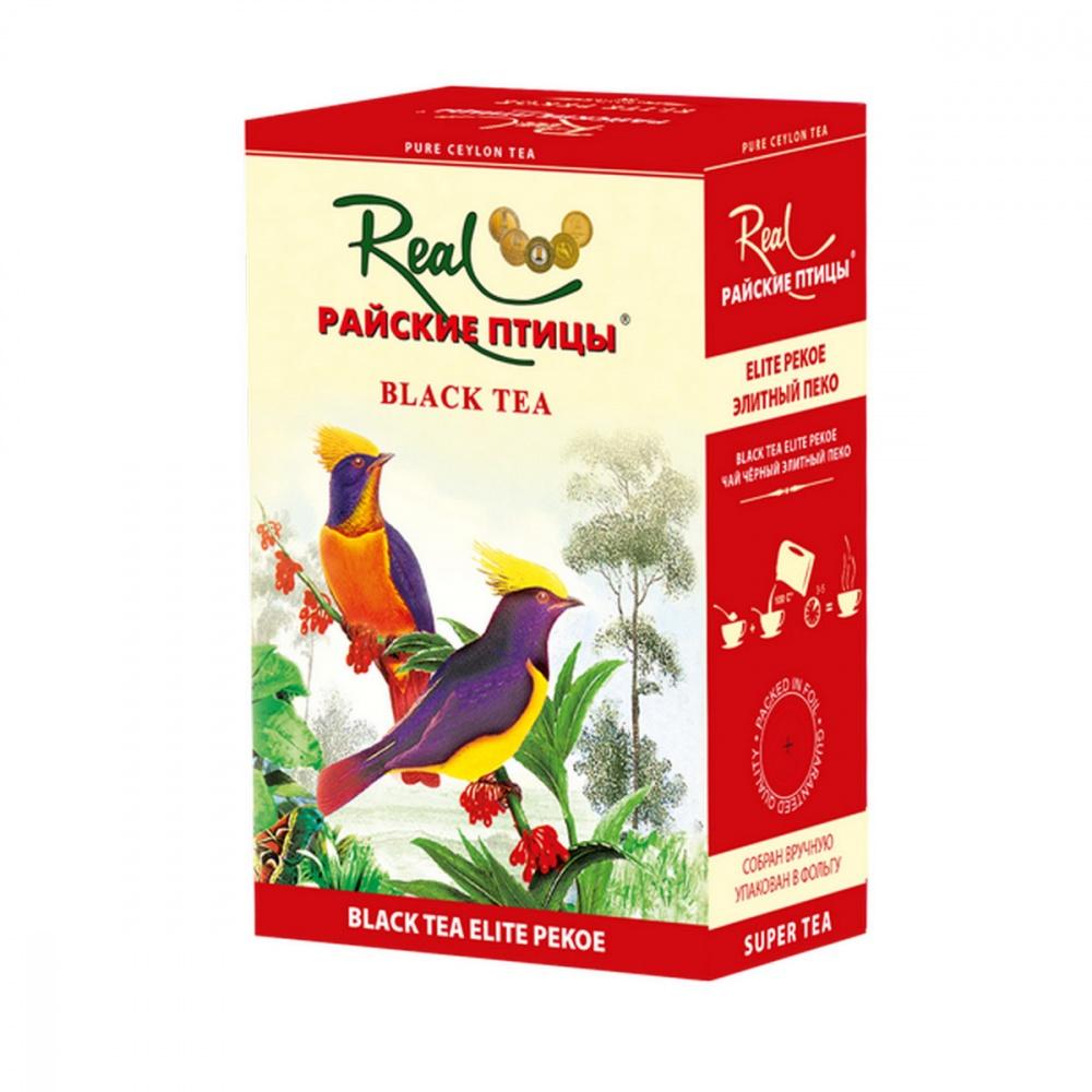 Чай черный Real Райские Птицы Пеко 250 г