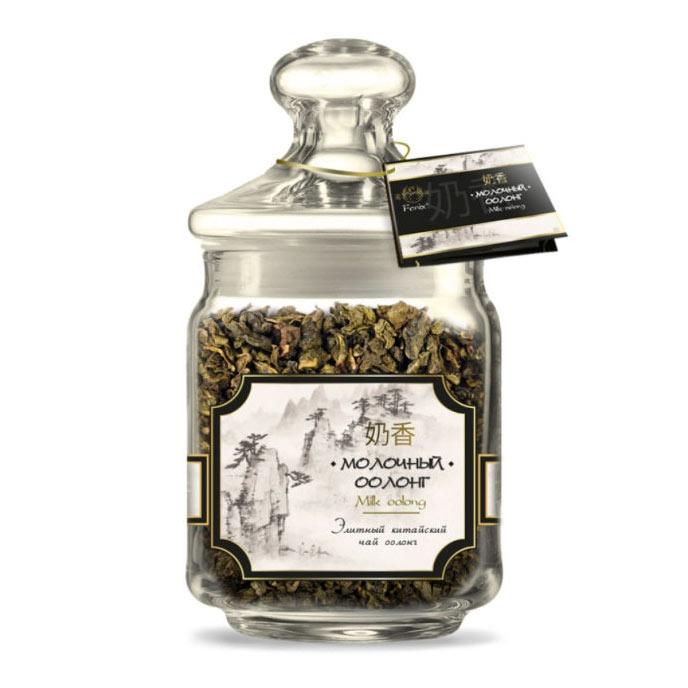 Чай зеленый улун Русская чайная компания Молочный оолонг, 90 г