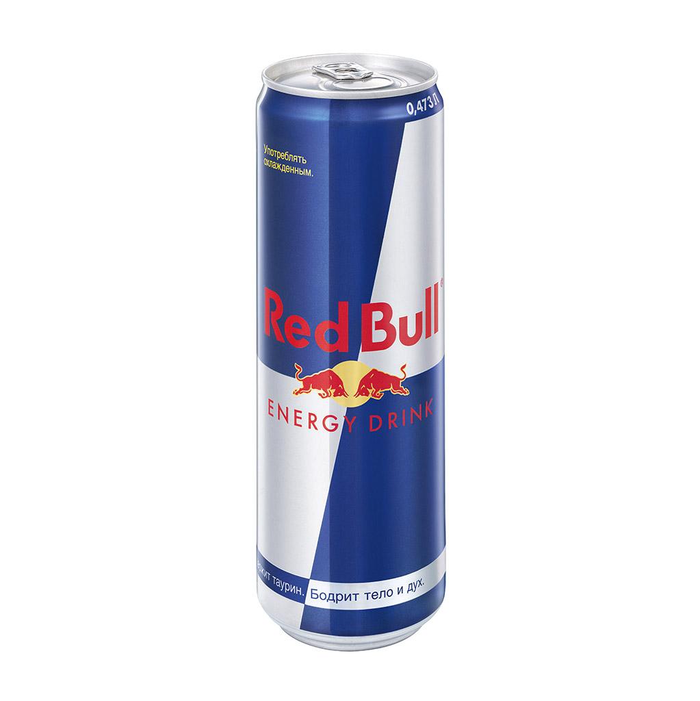 Напиток энергетический Red Bull 473 мл напиток энергетический monster green 500 мл