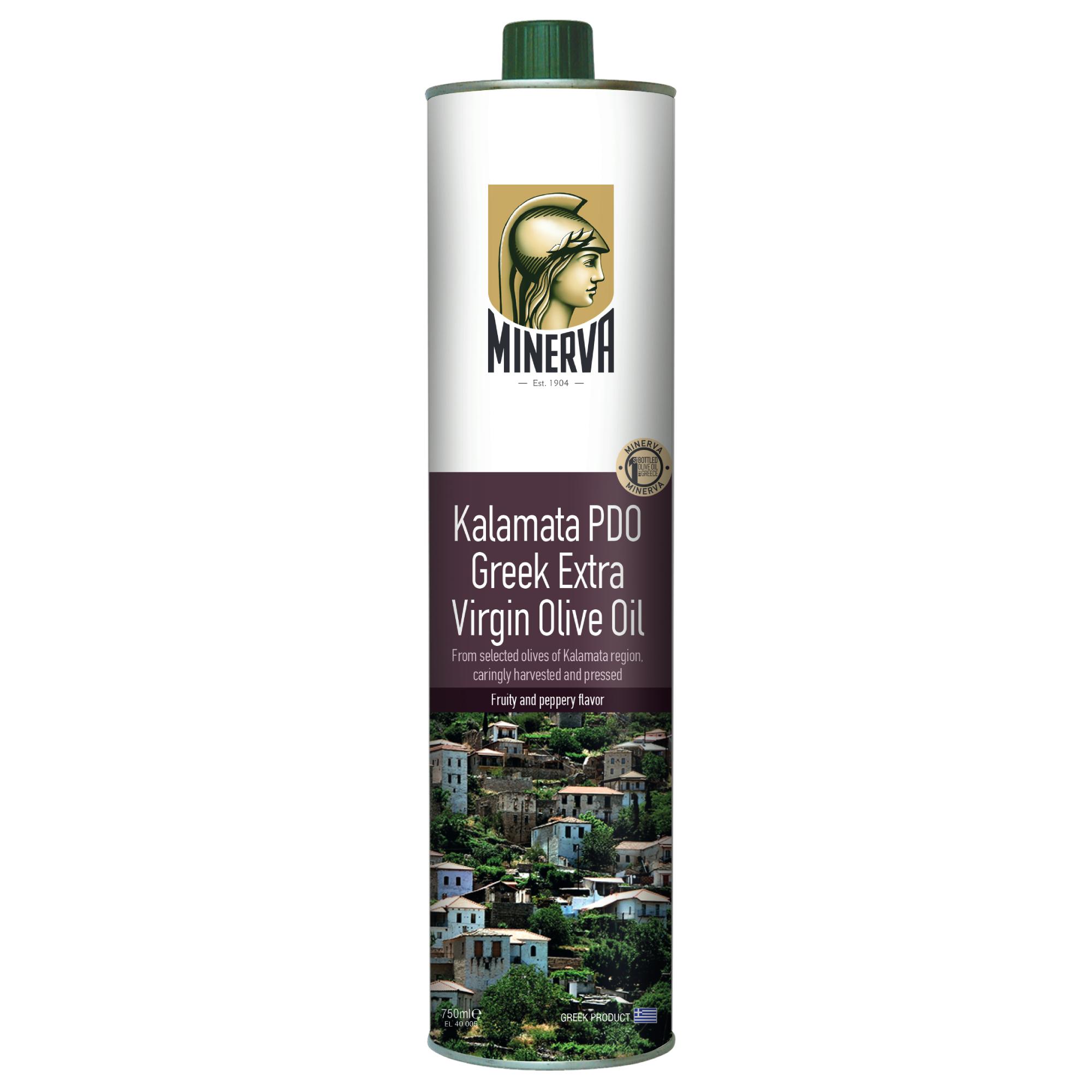 Масло оливковое Minerva Kalamata 750 мл