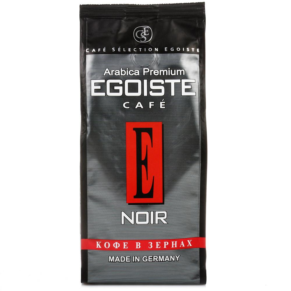 Кофе в зернах Egoiste Noir 250 г фото