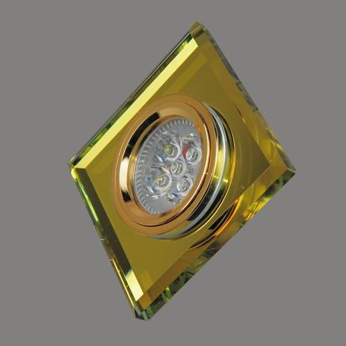 Светильник точечный Elvan 8270MR16 BRIGHT GD/GD светильник точечный675 cl gd elvan