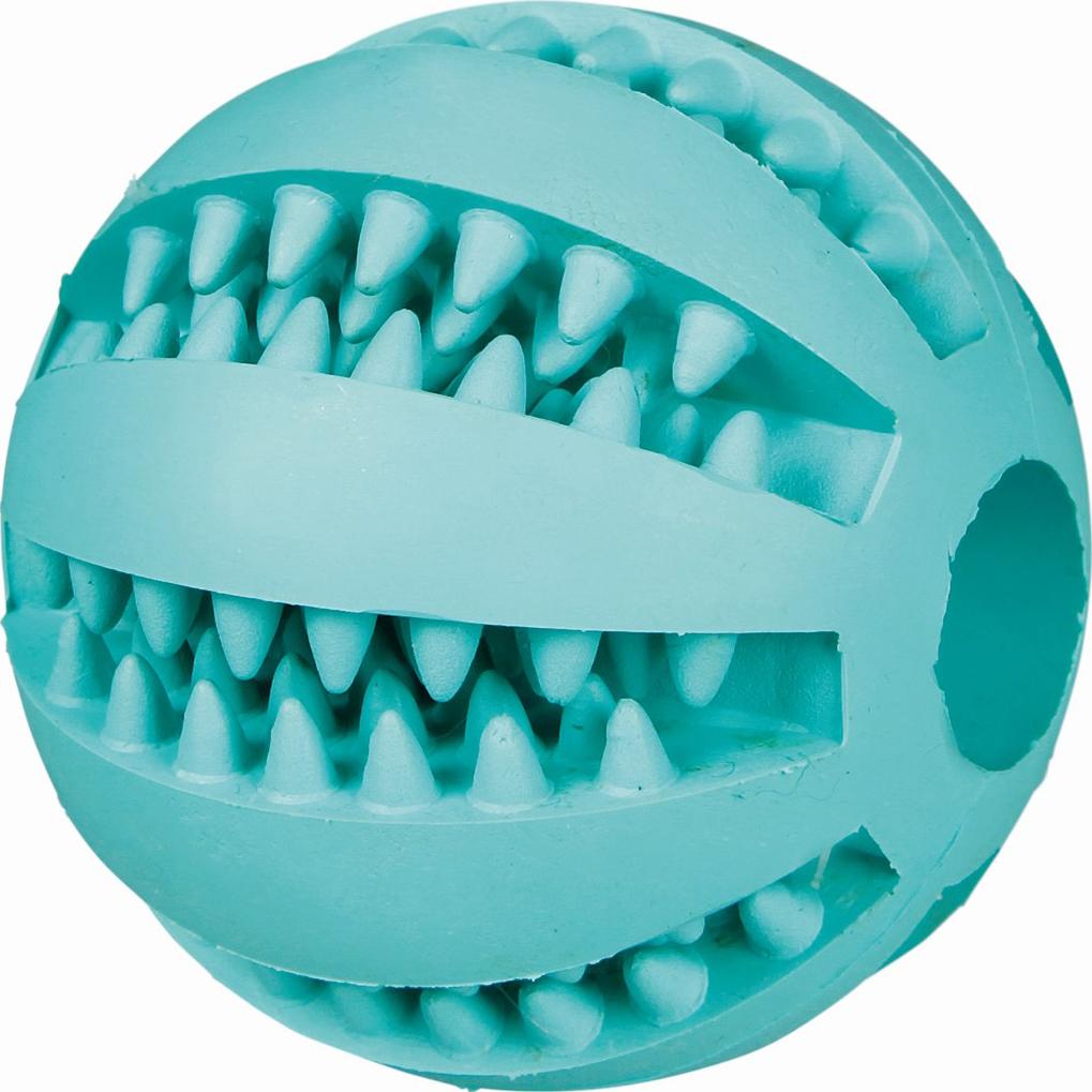 Игрушка для собак Trixie Denta Fun Мяч бейсбольный 6,5 см
