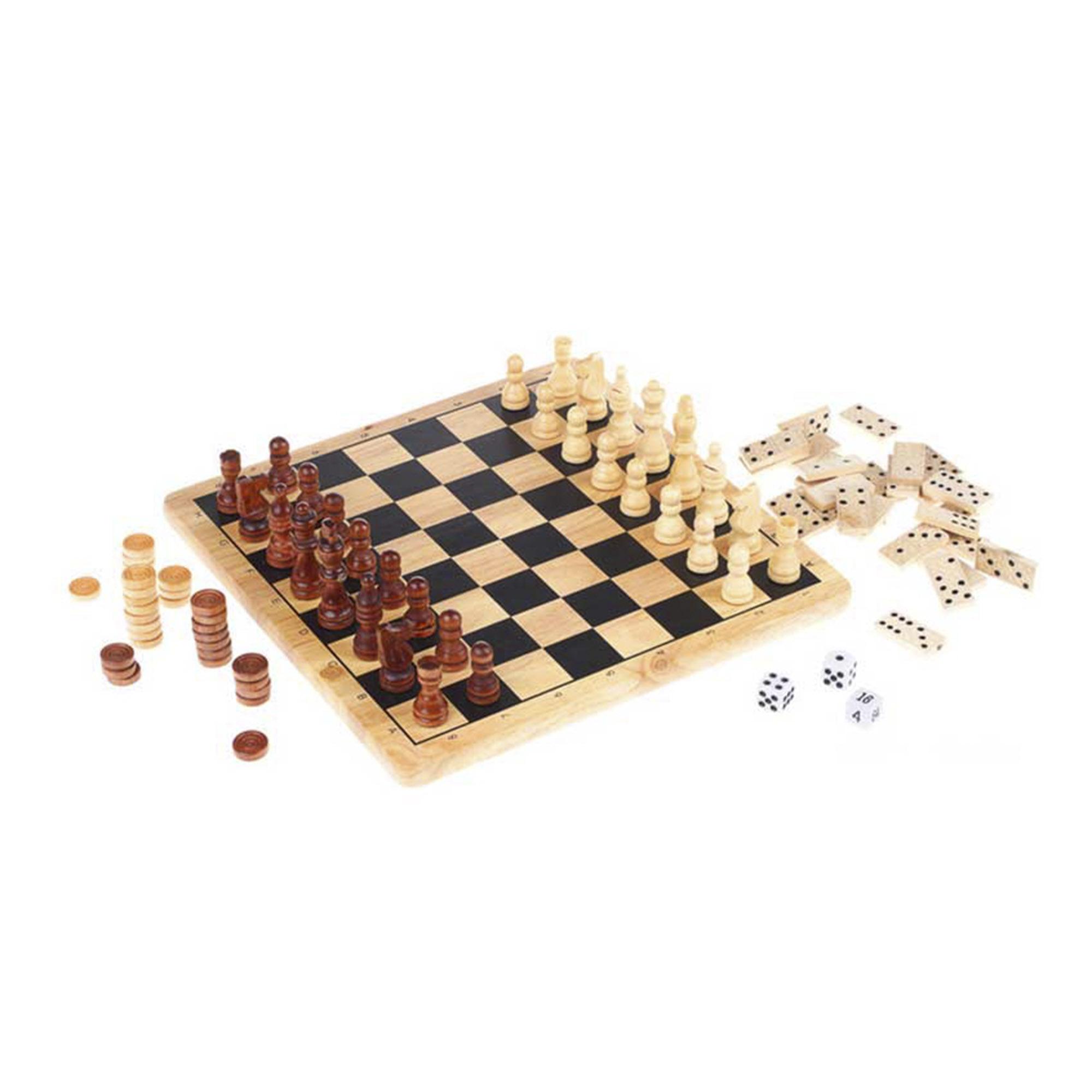 Настольная игра Tactic Games Подарочный набор игр 5 в 1