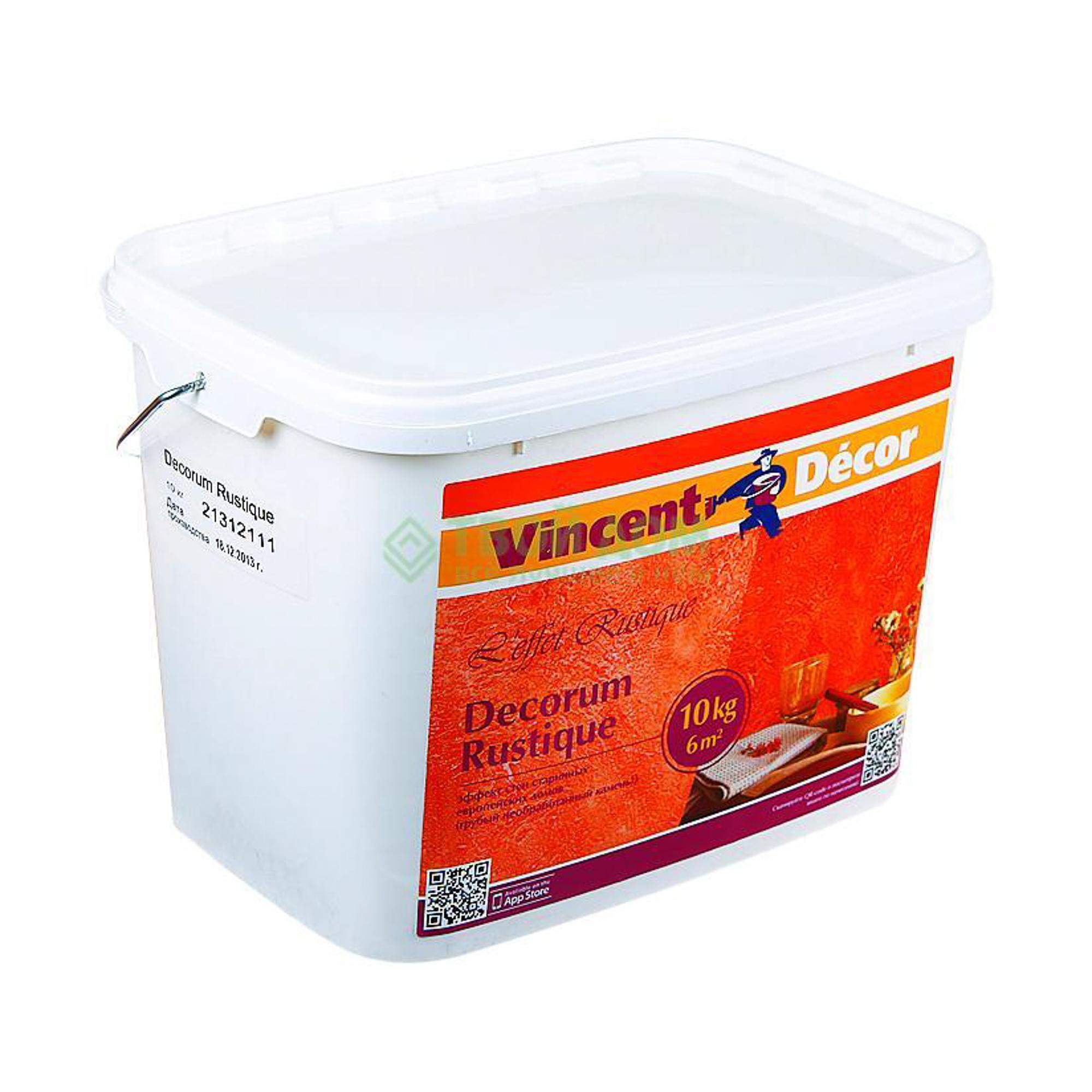 Штукатурка Vincent Decor 103-009
