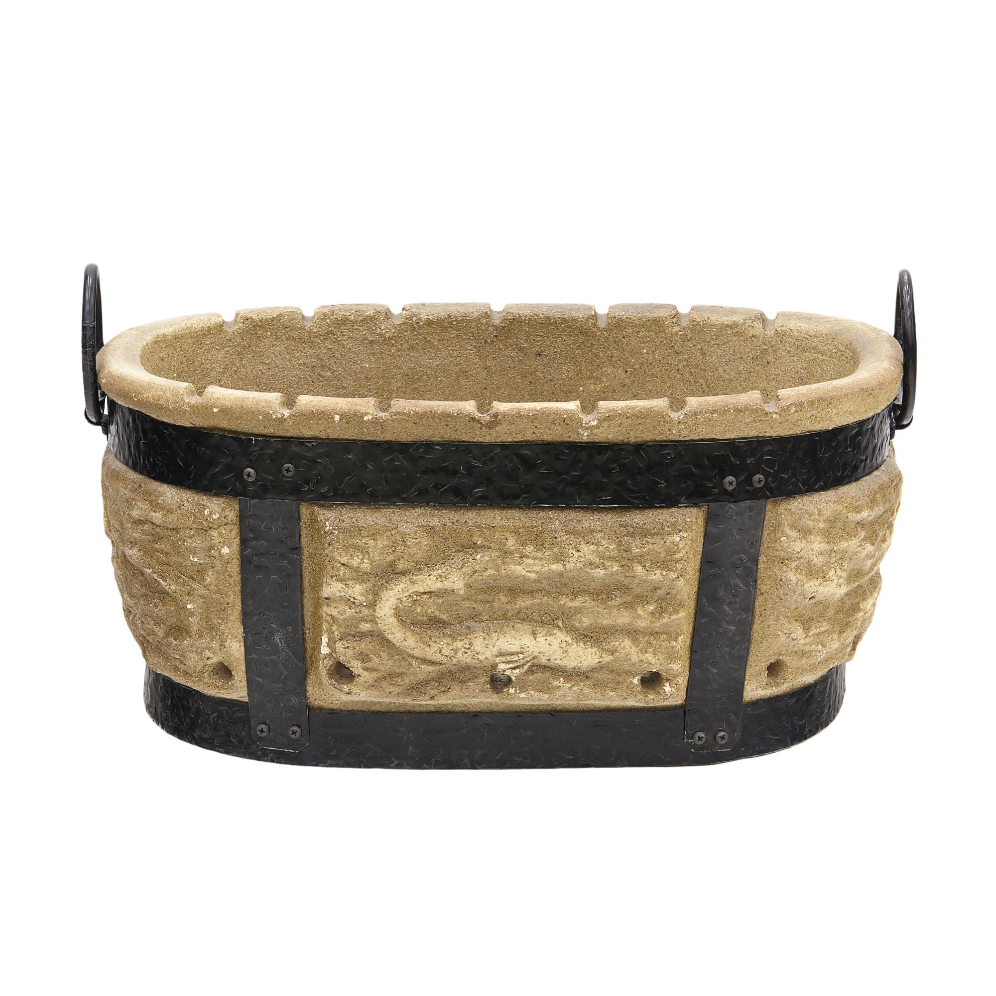 Мангал Tandur керамический 35х67 см