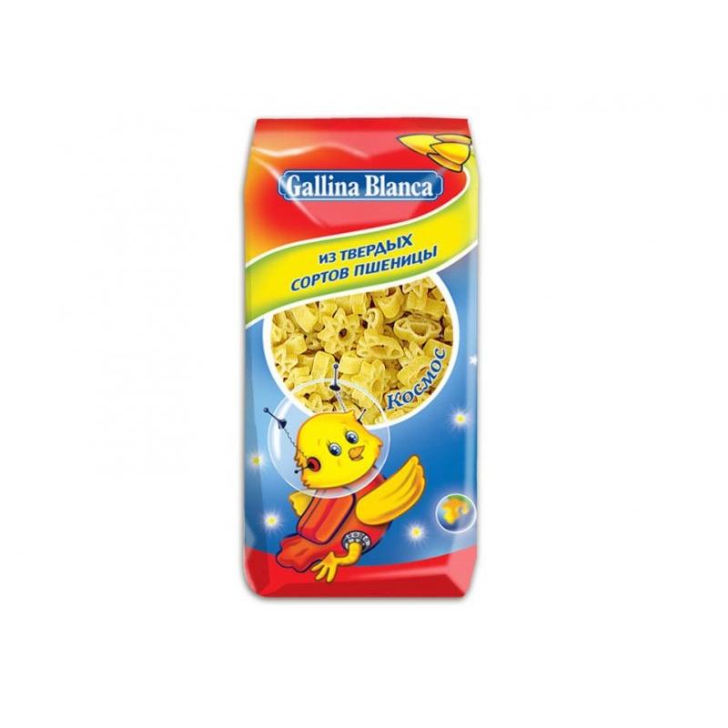 Фото - Макароны Gallina Blanca Детские Космос, 250 г макароны gallina blanca 450 г спагетти