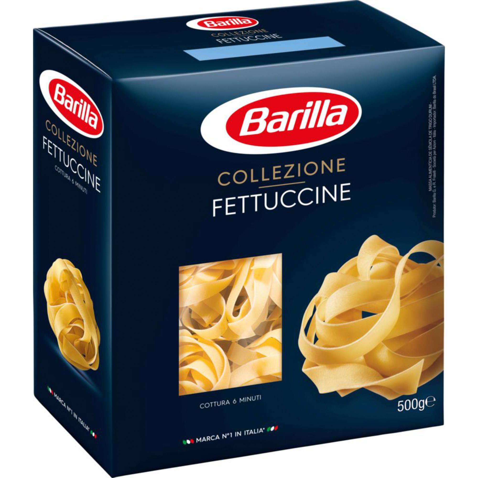 Макаронные изделия Barilla Collezione Fettuccine 500 г макаронные изделия barilla букатини 9 400 г