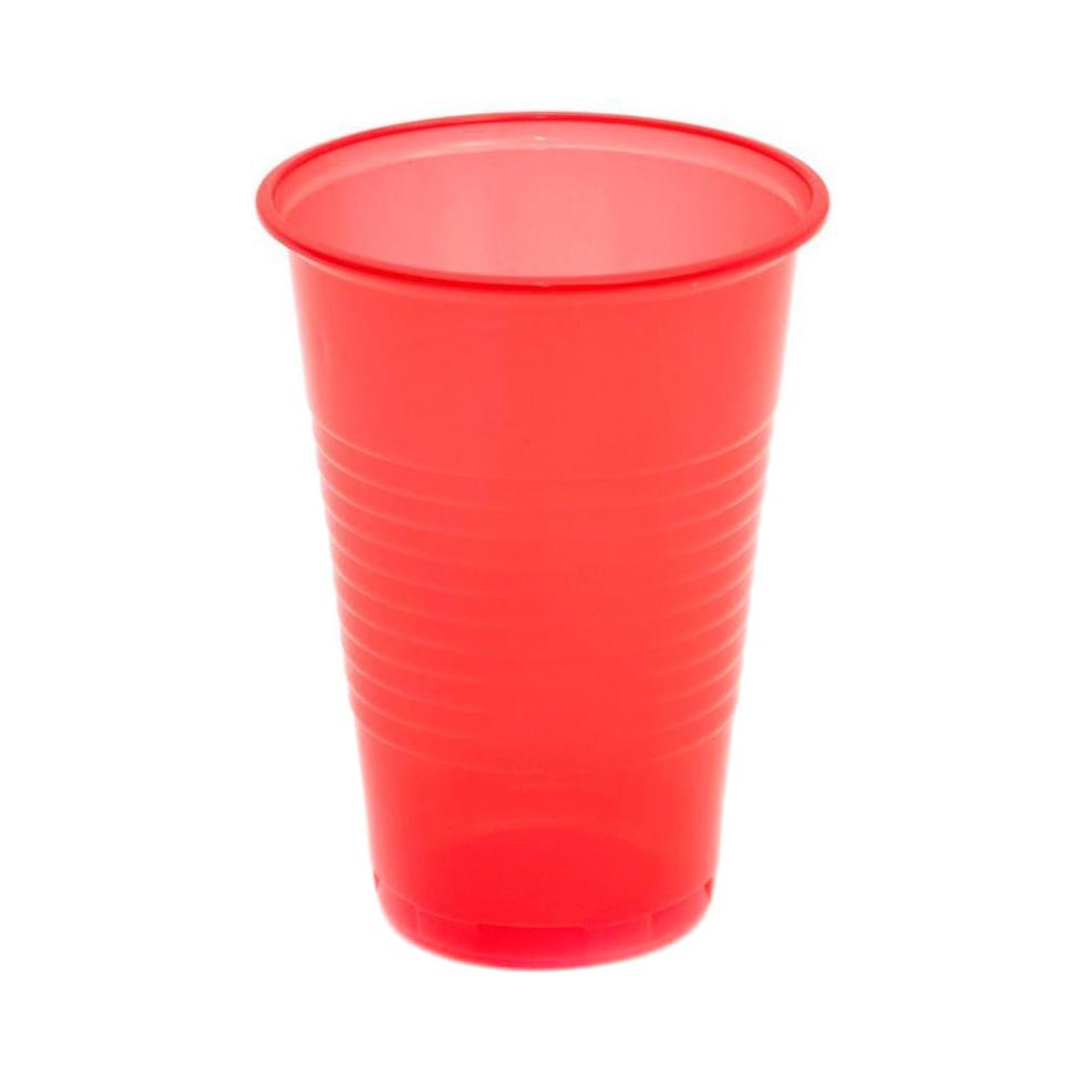 Набор стаканов Мистерия красные 200 мл 12 шт