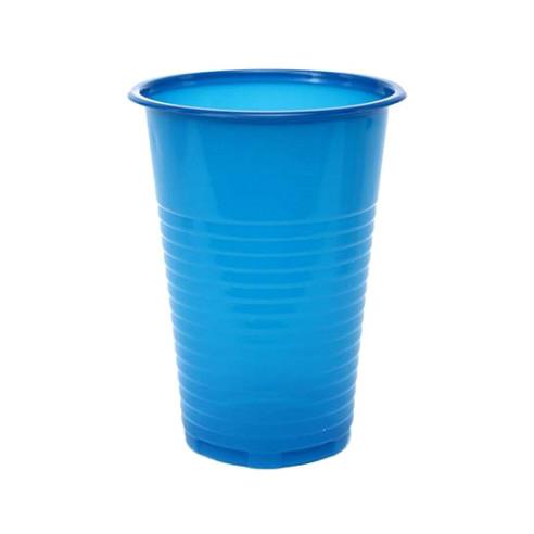 Набор стаканов Мистерия синие 200 мл 12 шт