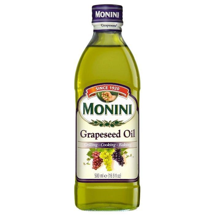 Масло Monini Grapeseed Oil из виноградных косточек 500 мл