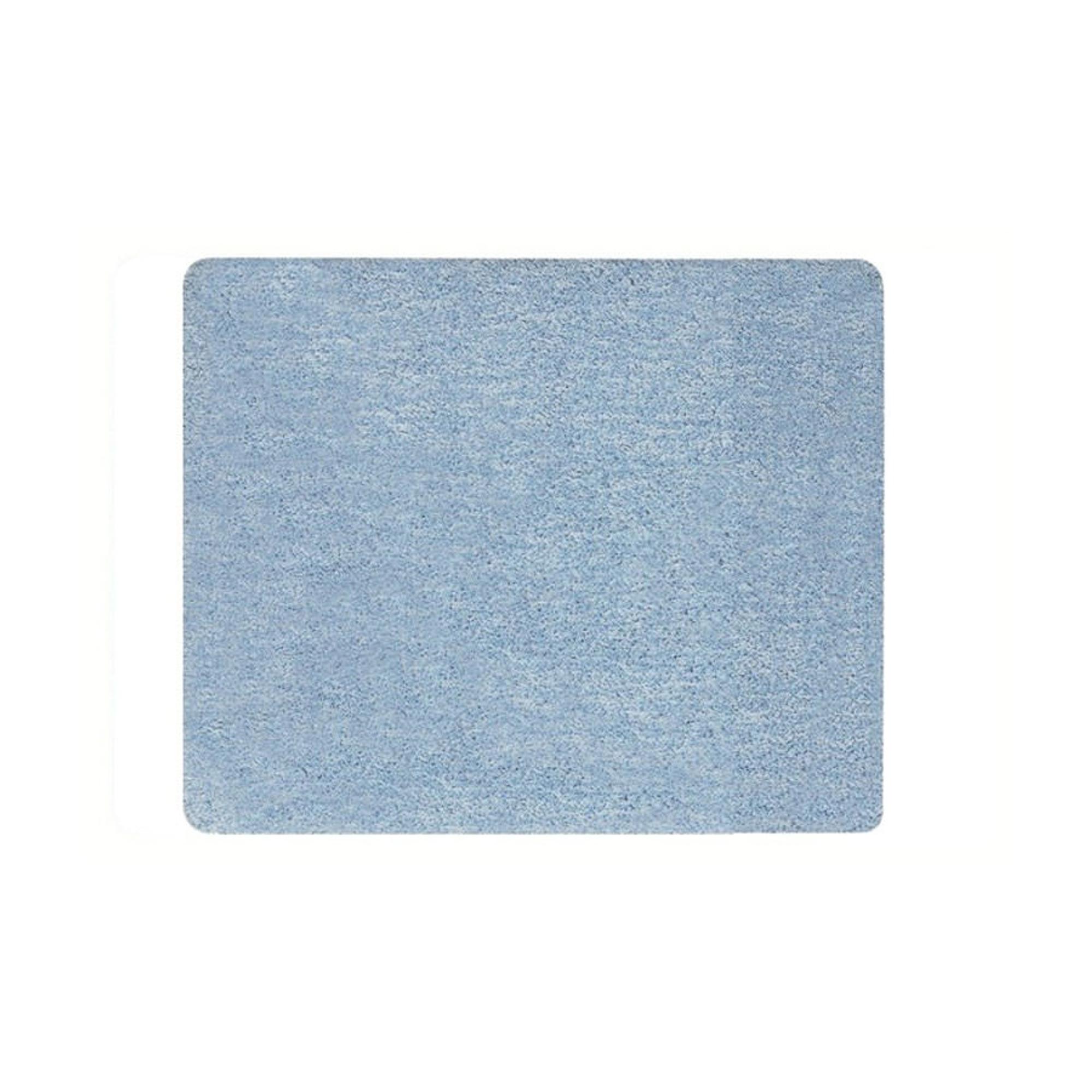 jiangnan лист коврики нескользящей коврик для ванной большой коврик для ванной 43 91см светло голубой Коврик для ванной Spirella Gobi светло-голубой 55х65 см