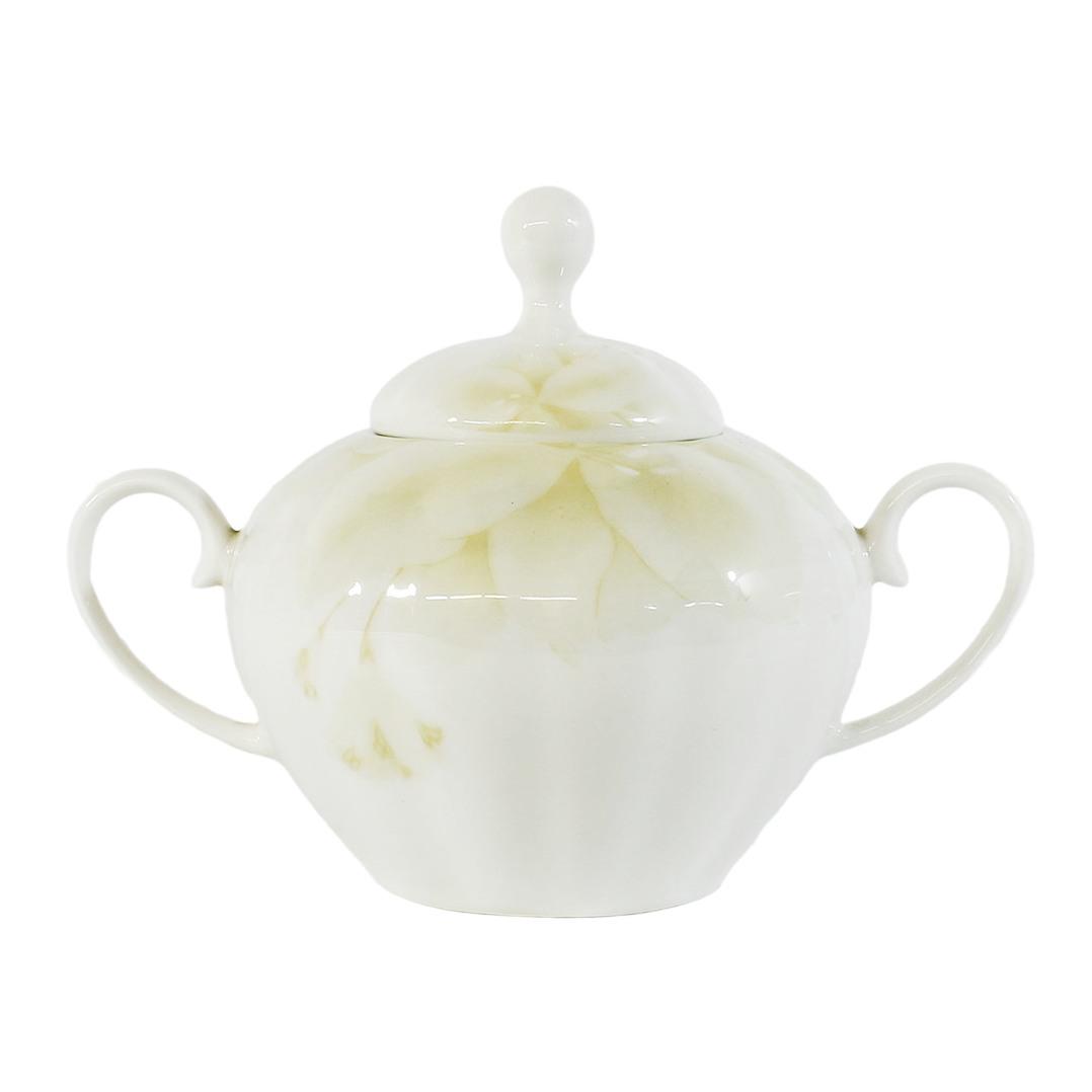 Набор чайный Hatori Магнолия крем 370 мл н 1002000