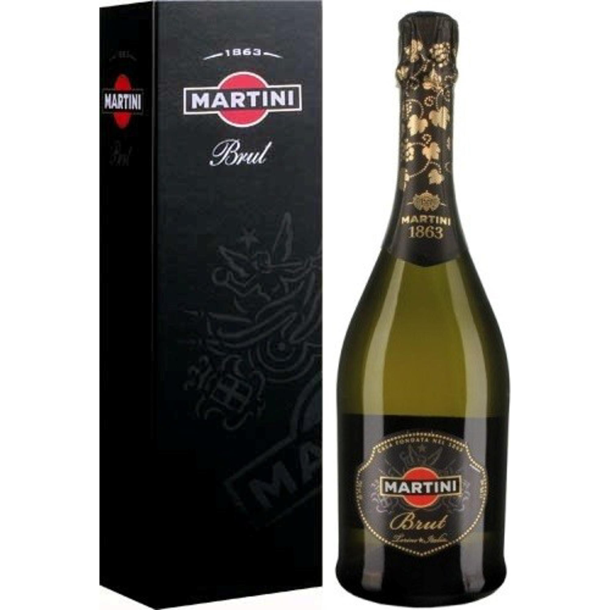 Игристое вино Martini Brut 0,75 л