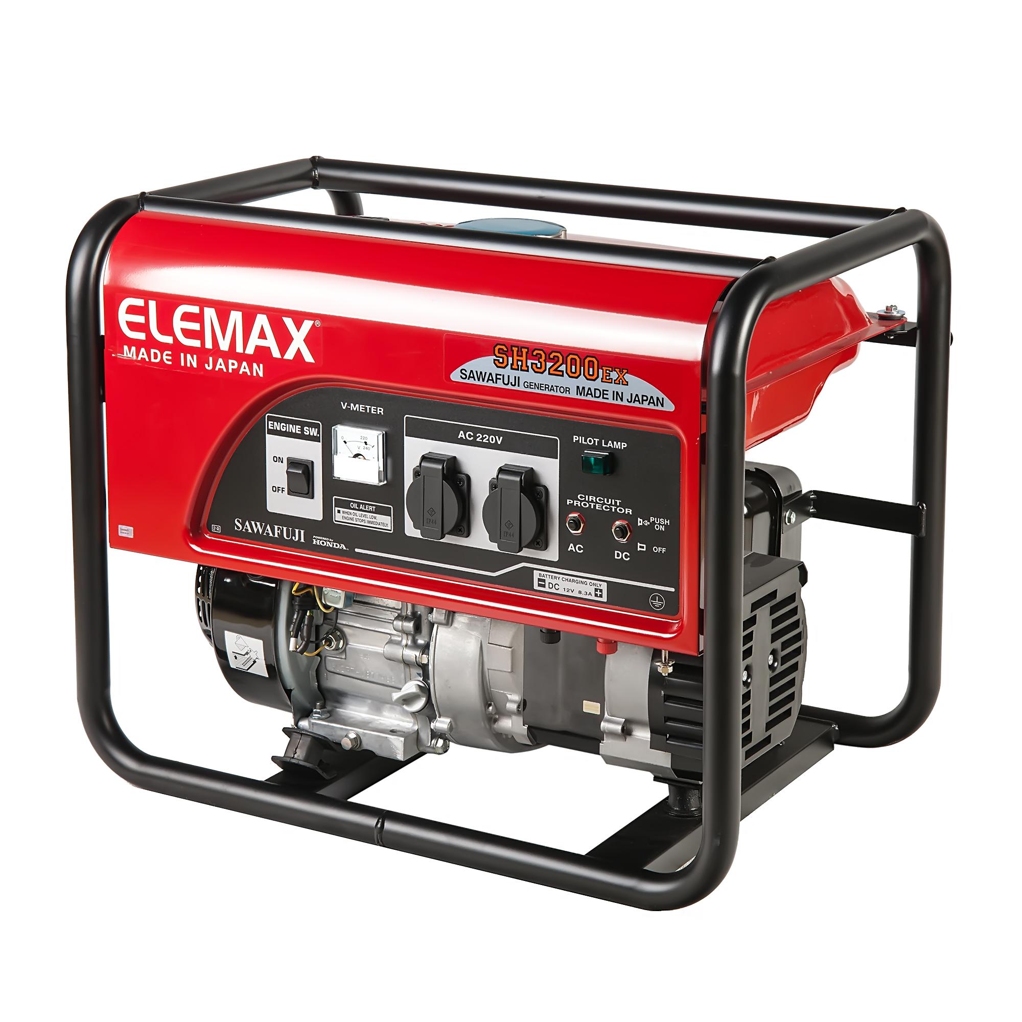 Генератор Elemax SH3200EX-R