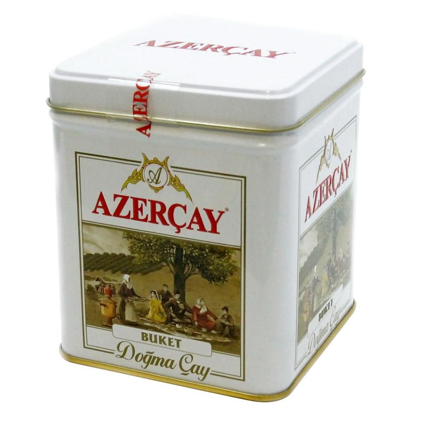 Фото - Чай Азерчай Букет черный байховый 100 г чай черный азерчай специальный с белым узором 200 г