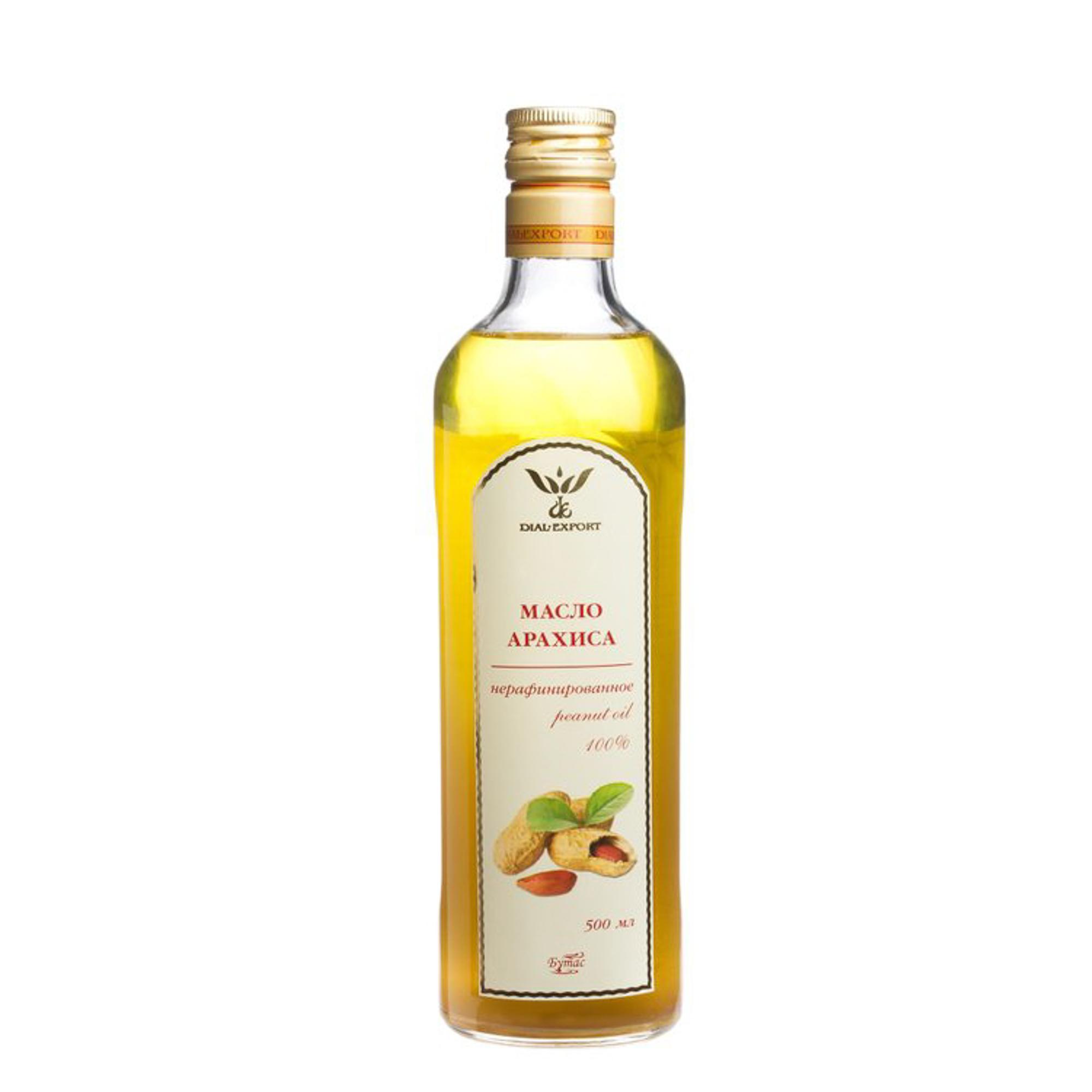 Арахисовое масло DIAL-EXPORT 500 мл недорого