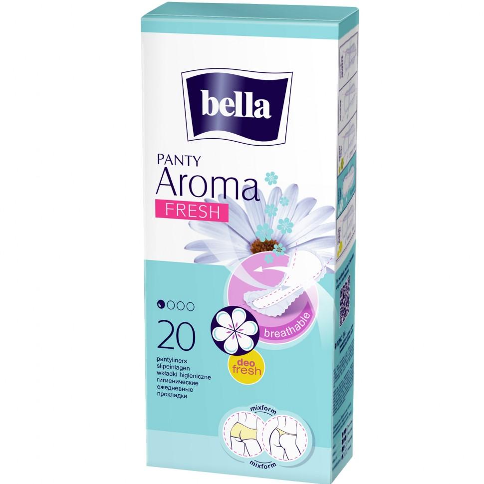 Прокладки Bella Panty Aroma Fresh 20 шт.