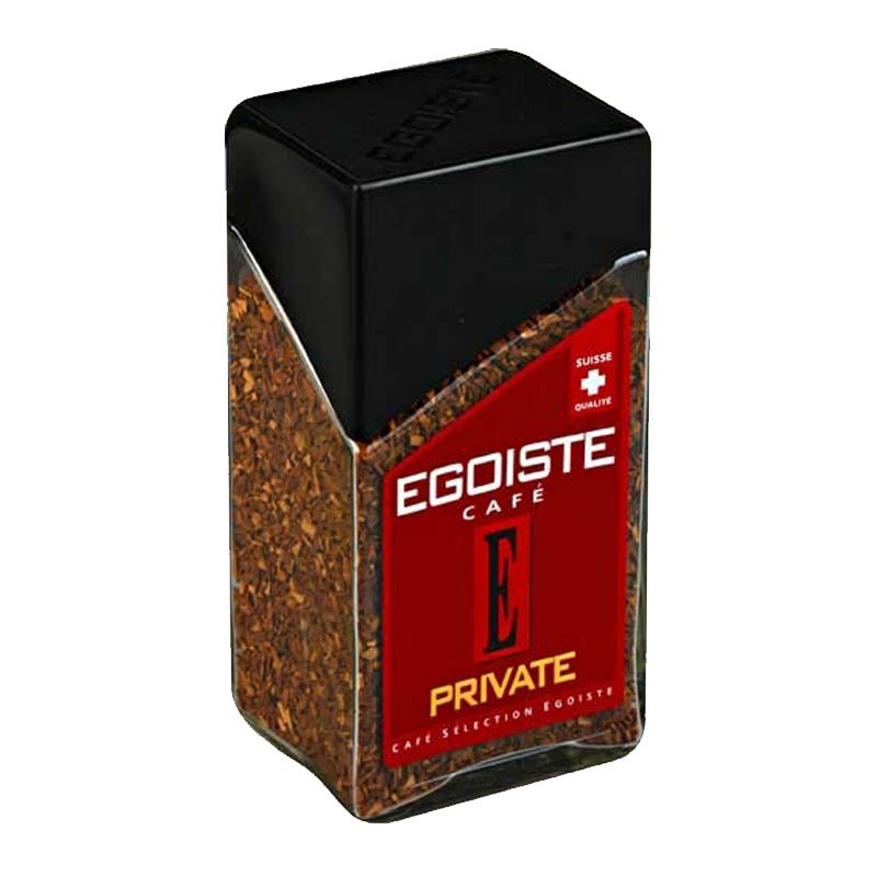 Кофе растворимый Egoiste Private 100 г фото