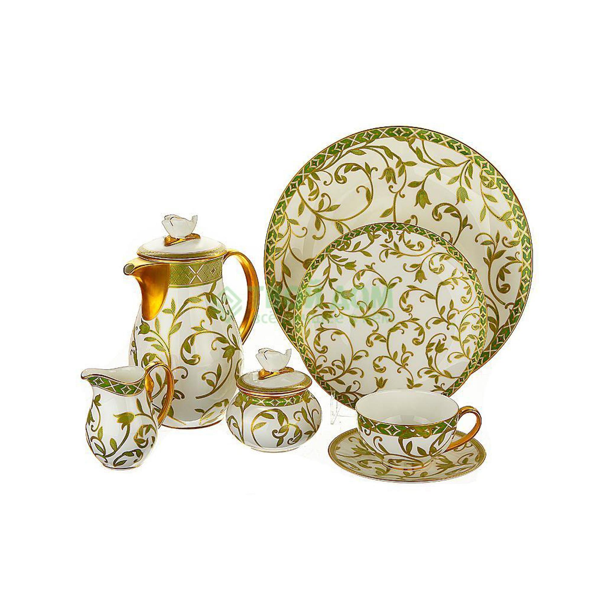 Набор чайный ХАНКУК ПРАУНА НЕОБЕ, 22 предмета 6 персон