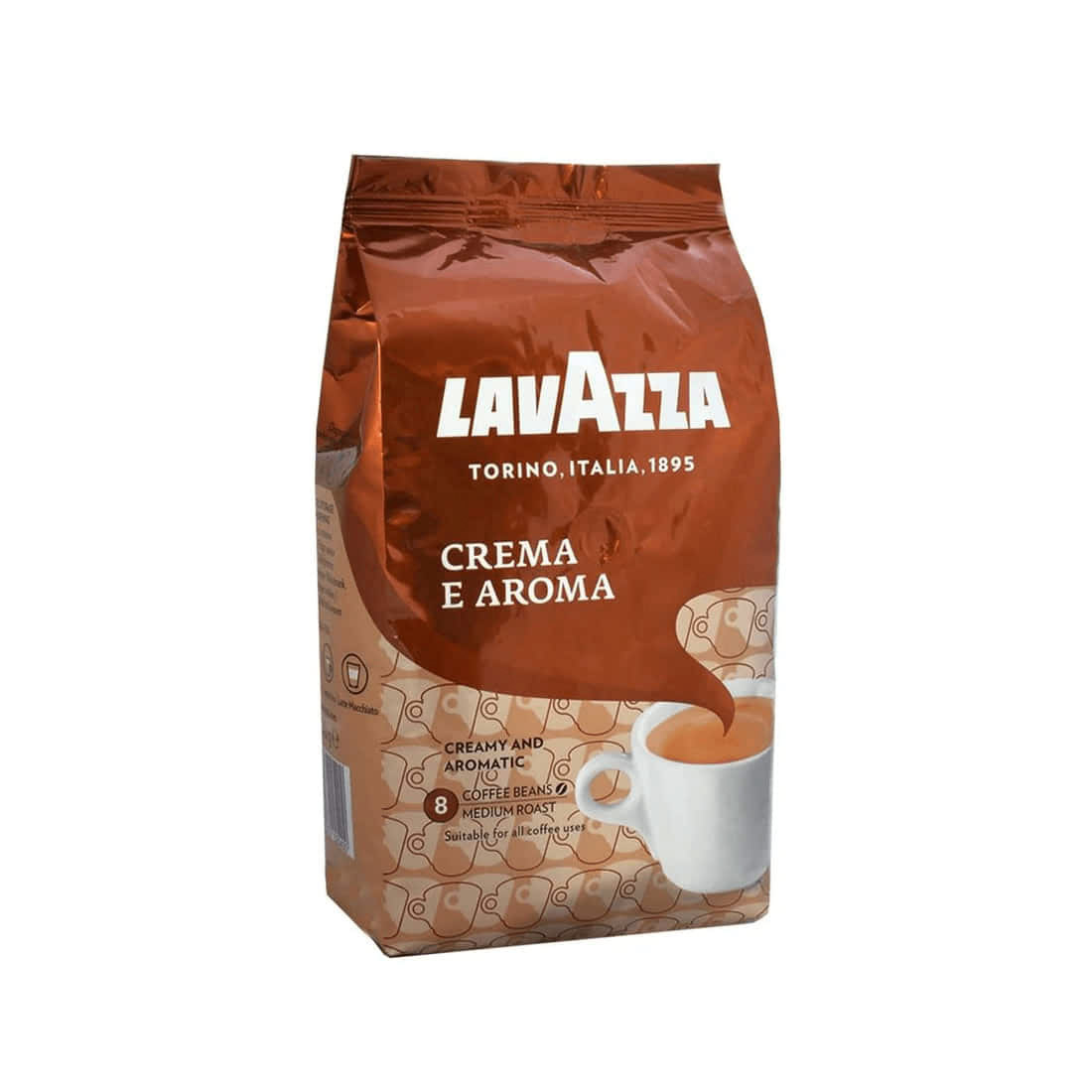 Кофе в зернах Lavazza Crema e Aroma 1 кг кофе в зернах lavazza qualita rossa 1 кг