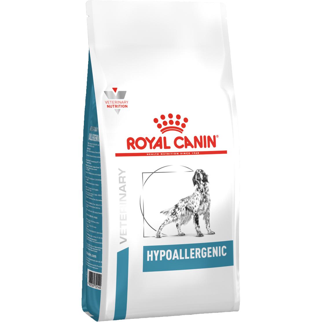 Корм для собак Royal Canin Veterinary Diet Hypoallergenic DR 21 2 кг.