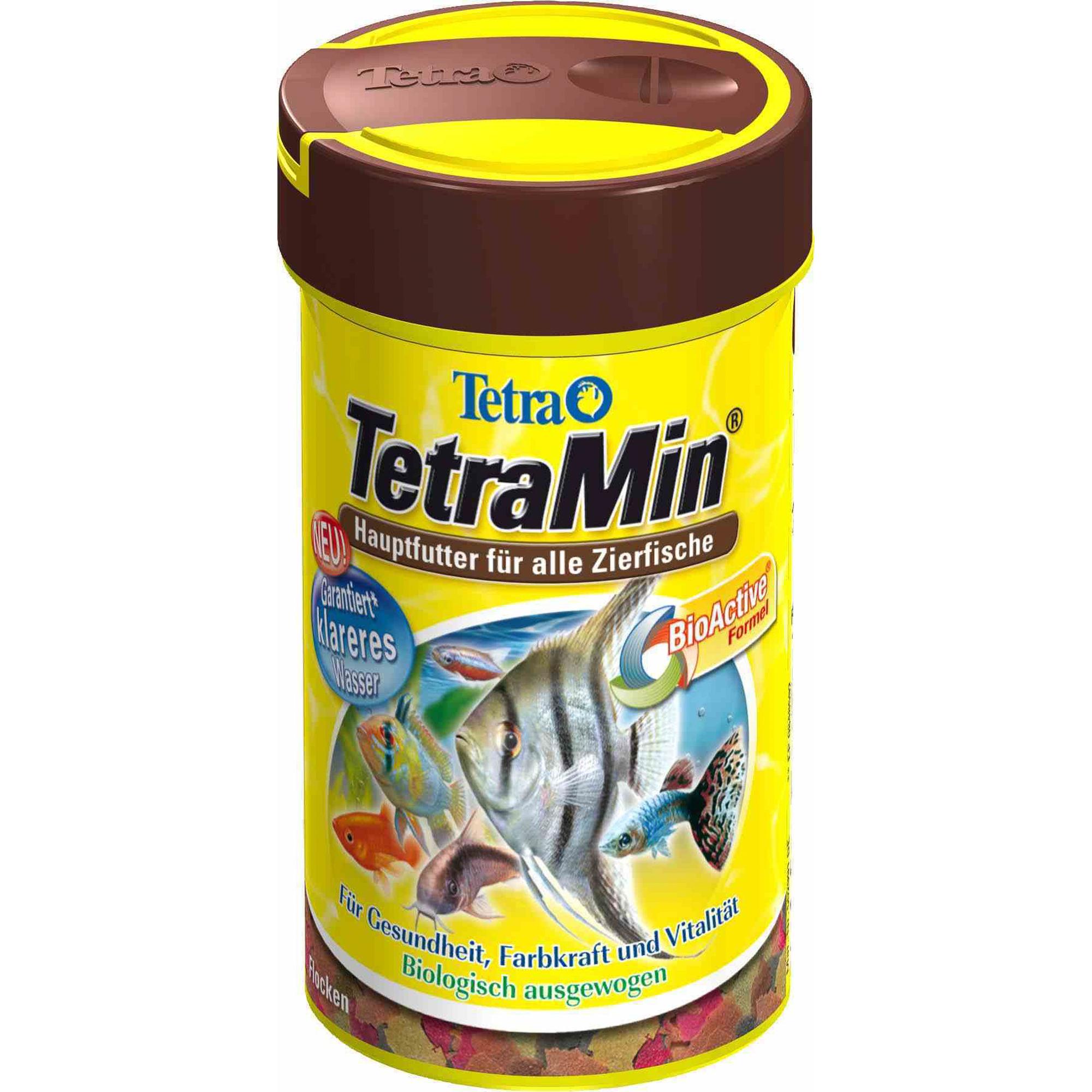 Корм для рыб TETRA Min 100мл.