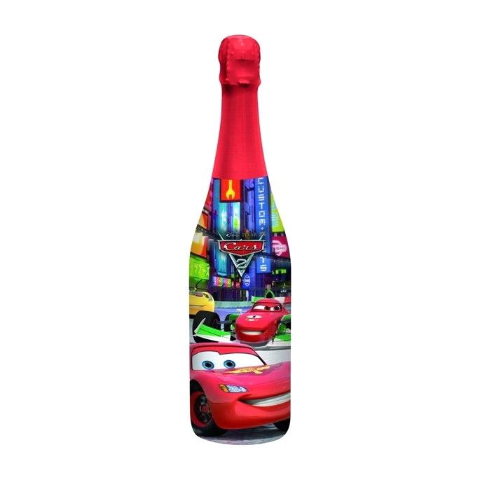 Напиток безалкогольный Disney CARS с клубничным соком 0,75 л