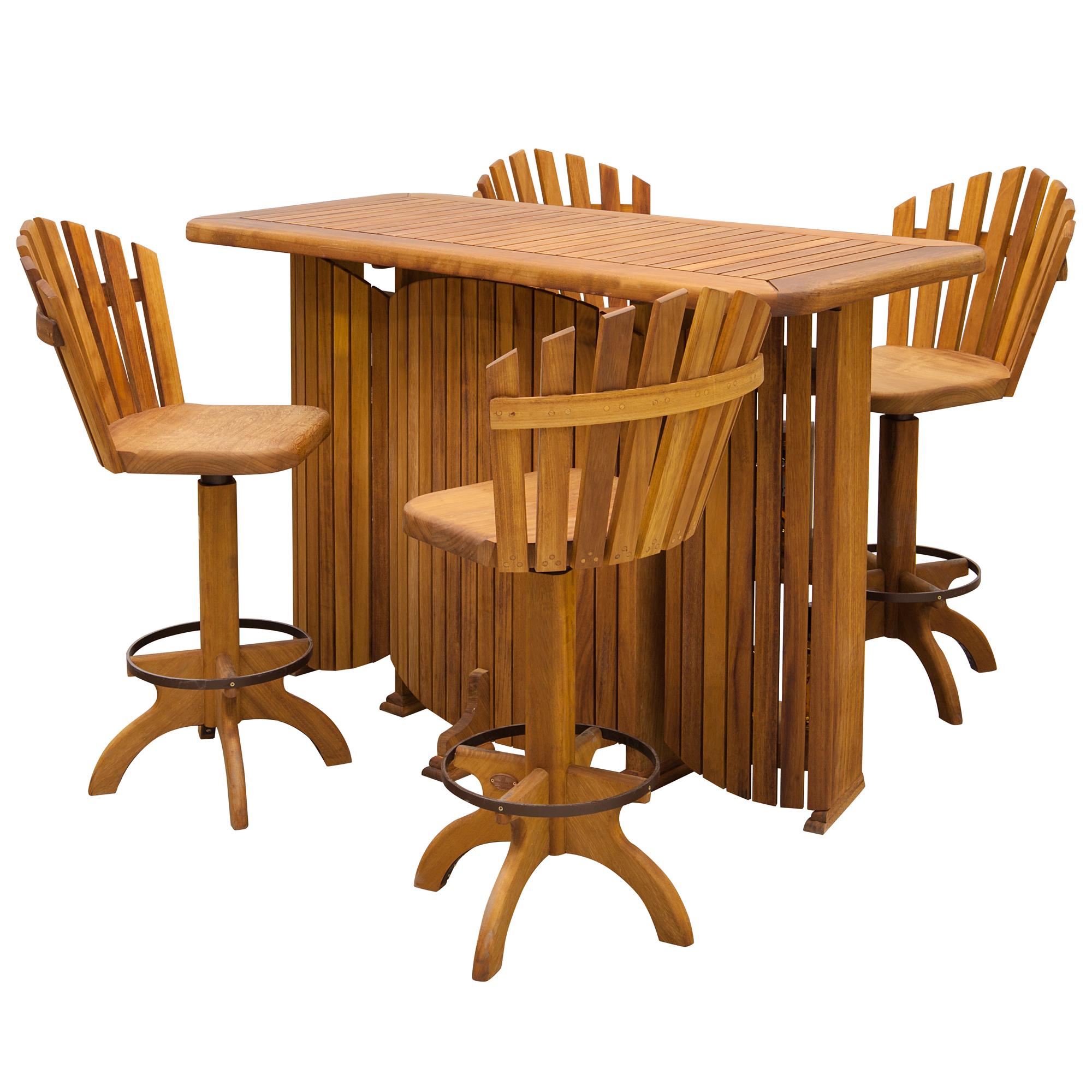 Комплект мебели для бара InterSystem 5 предметов