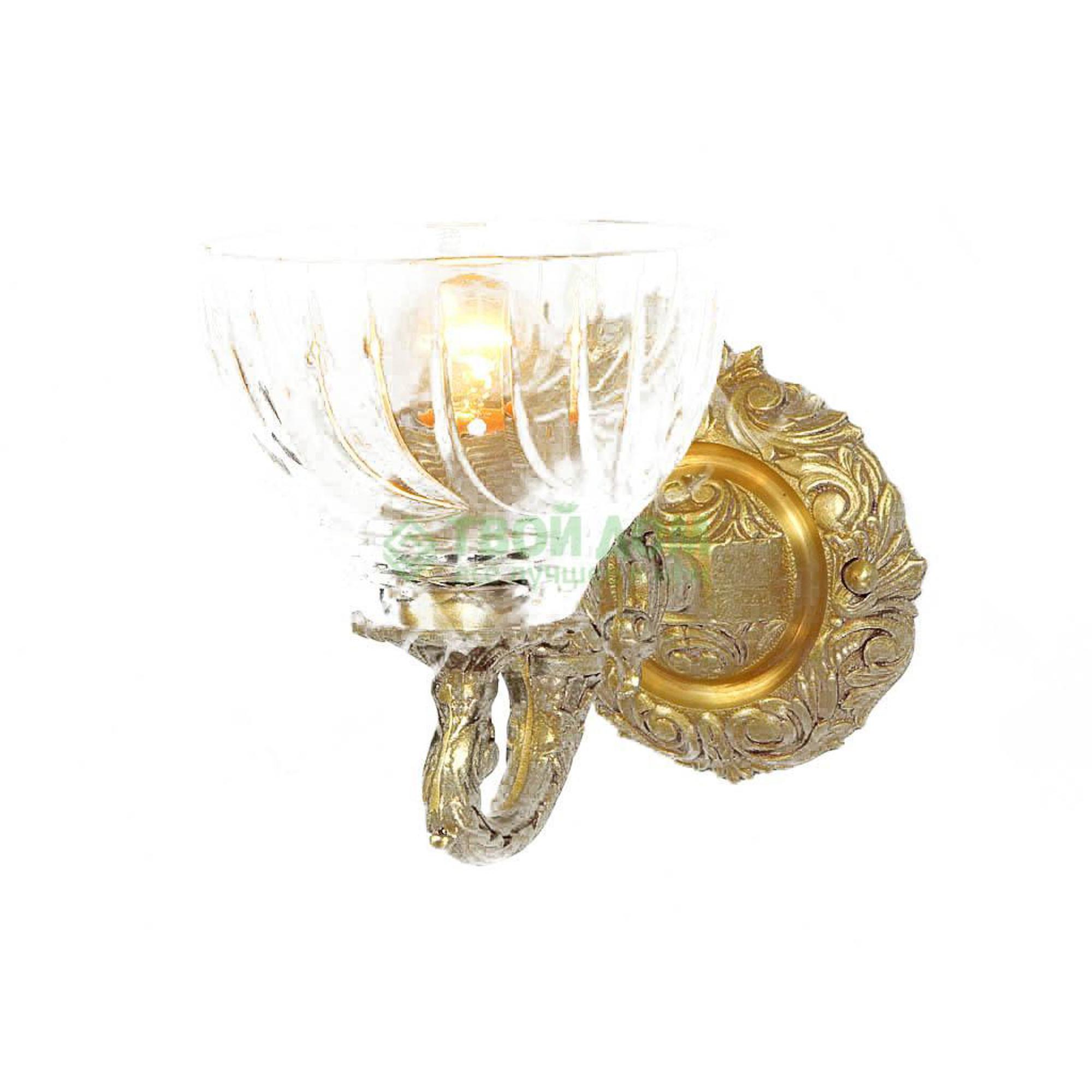 Бра Stone Light 731/1 Satin Bronze BP