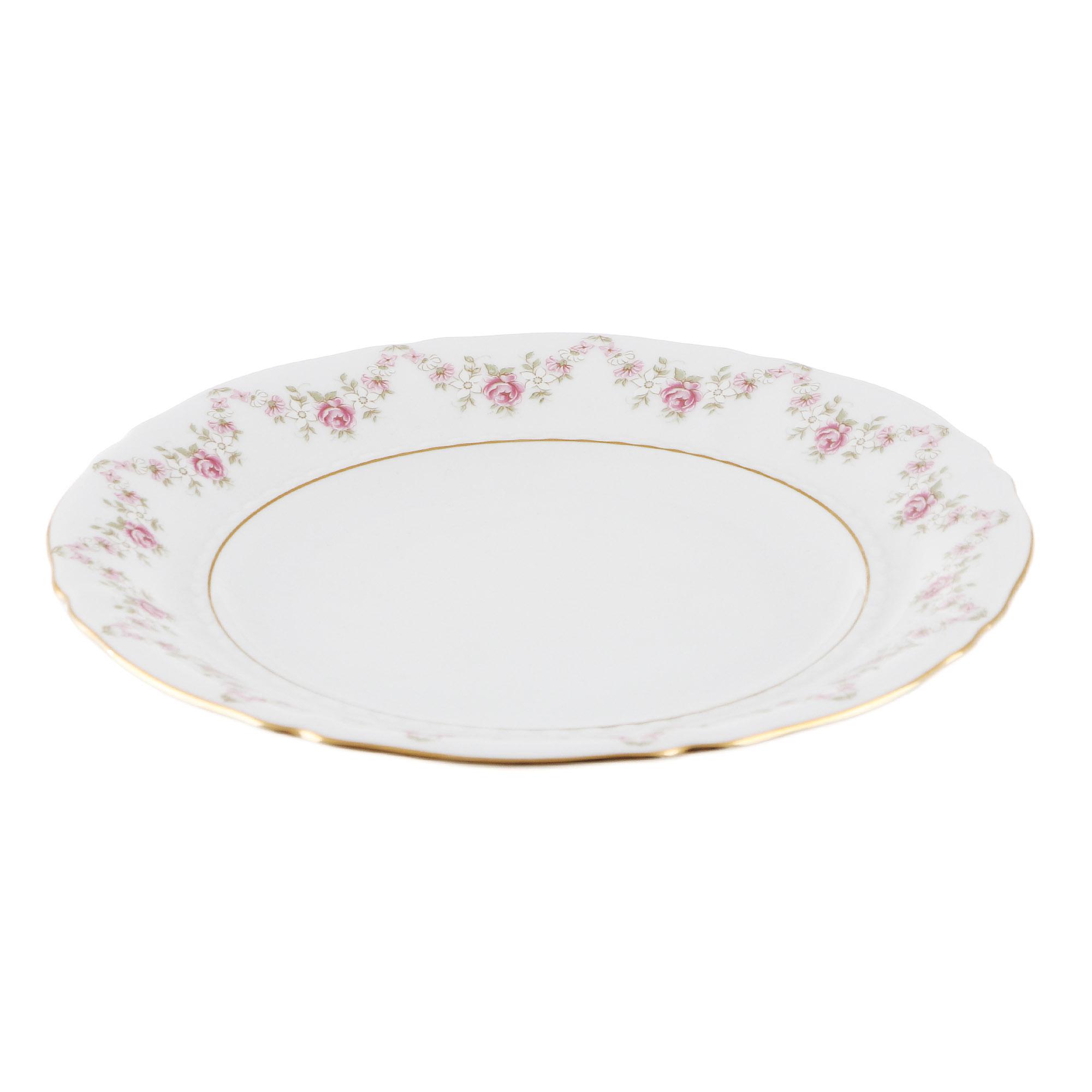 Набор десертных тарелок Leander Соната 19 см 6 шт.