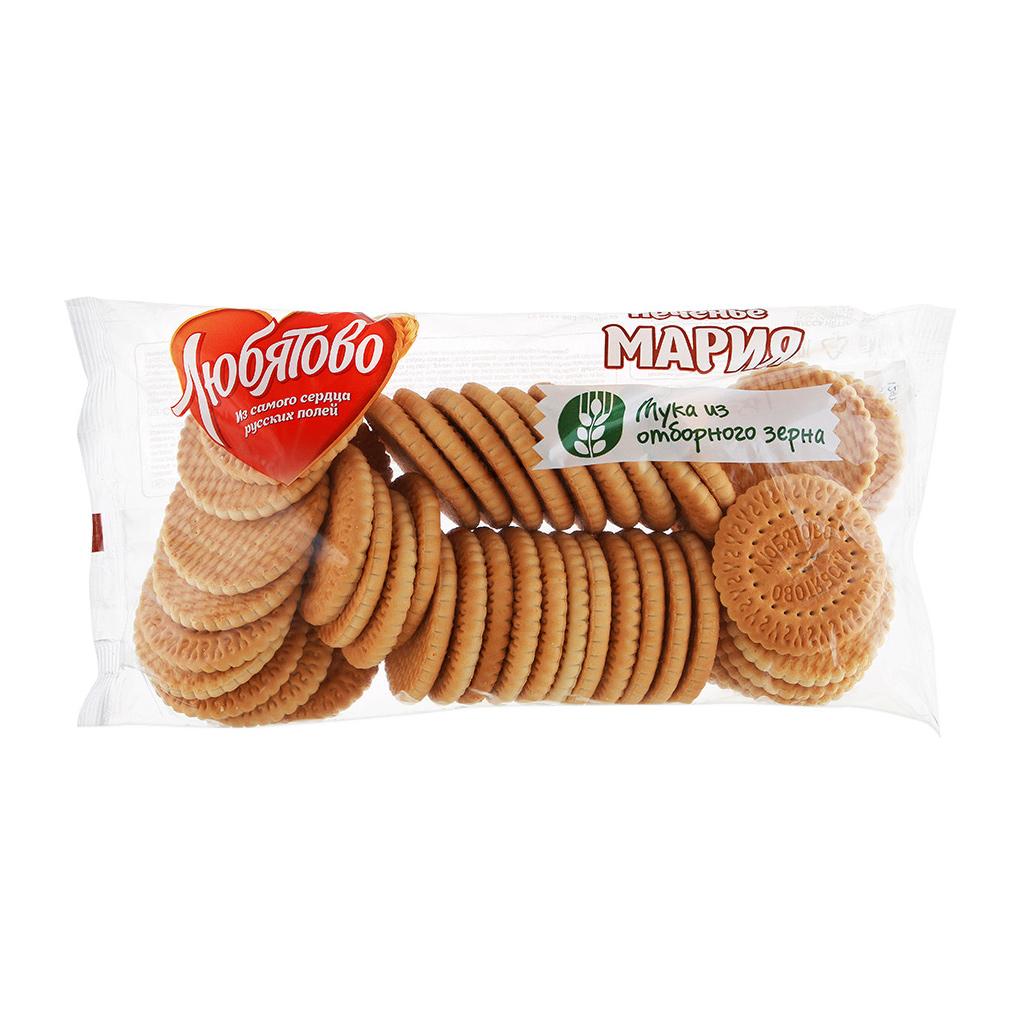 Печенье Любятово Мария 500 г