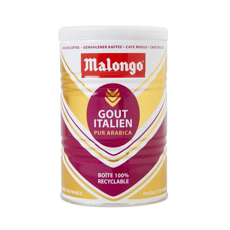 Кофе молотый Malongo Gout Italien 250 г