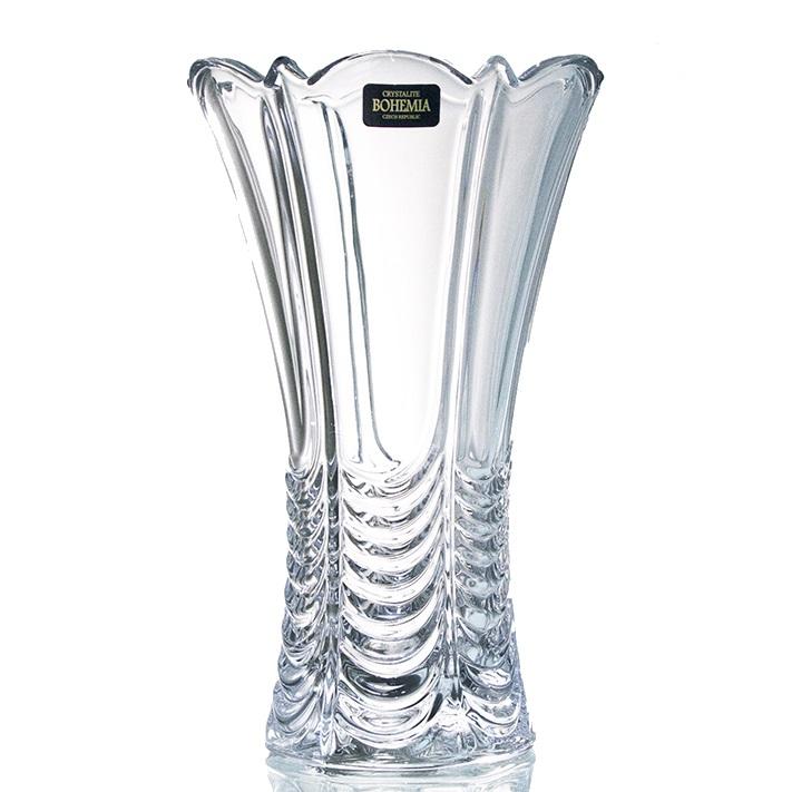 Ваза Crystalite Bohemia Орион 20,5 см