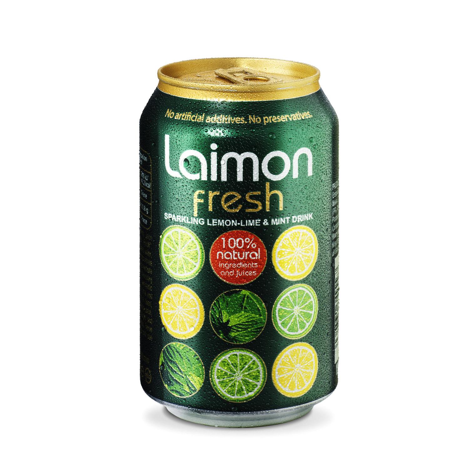 Напиток газированный Laimon Fresh 330 мл напиток газированный laimon fresh 1 5 л