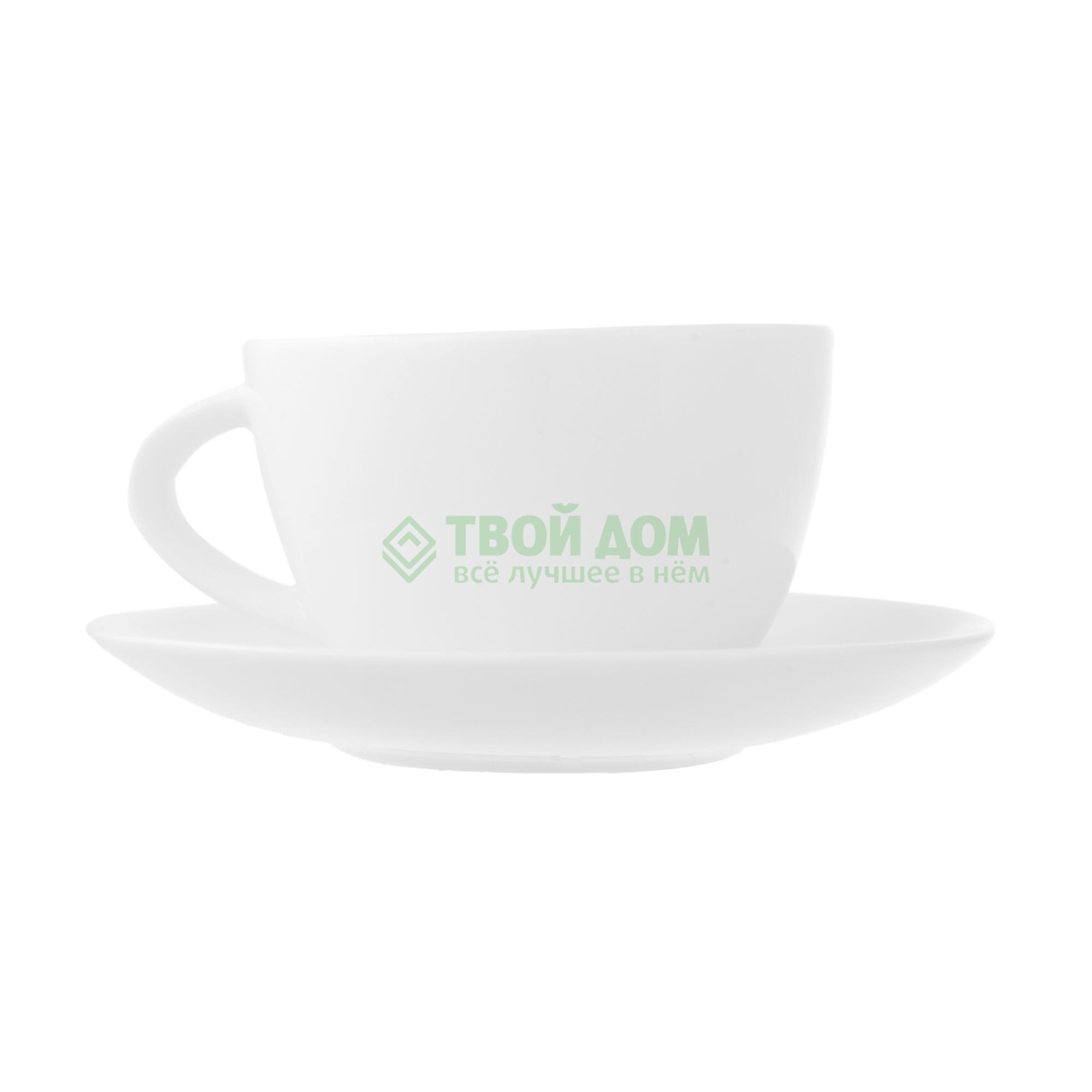 Фото - Чашка с блюдцем Asa Selection 1912/013 чашка с блюдцем 210мл серый asa selection