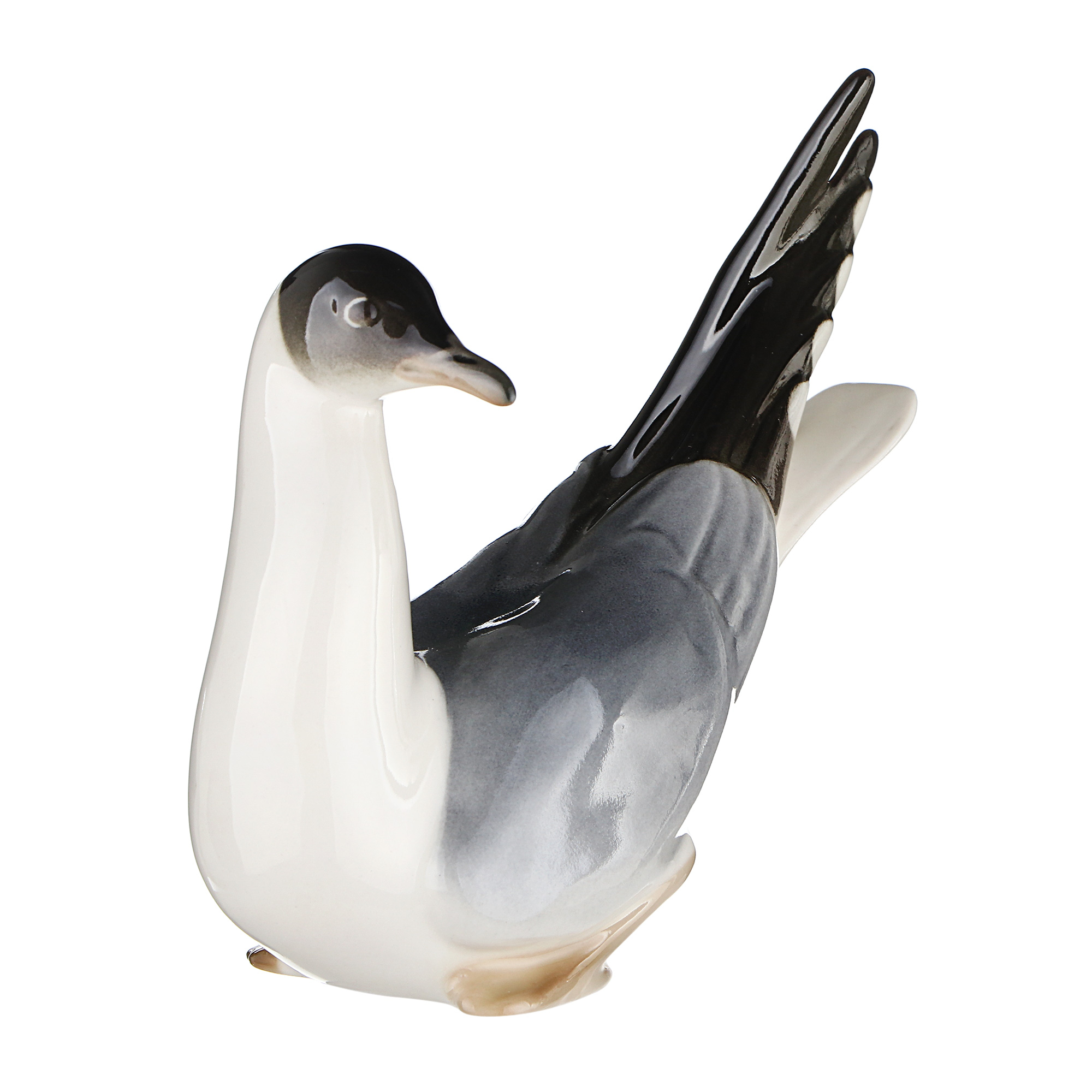 Скульптура ЛФЗ чайка скульптура лфз борзая